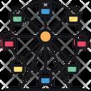 Fair wheel Icon