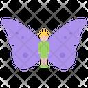 Fairy Wing Magic Icon