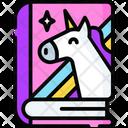 Fairy Tale Book Icon
