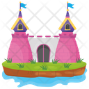 Fortress Castle Castle Tower Icon