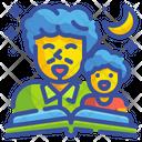 Fairytale Dad Son Icon