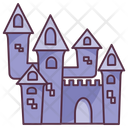 Fairytale Castle Icon