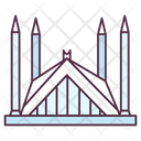 Faisal Masjid Icon