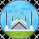 Faisal Mosque Icon