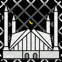 Faisal Mosque Faisal Masjid Islamabad Icon