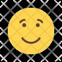 Fake Emoji Face Icon