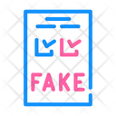 Fake Choose Ballot Icon