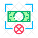 Fake Banknote Icon