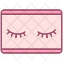 Fake Eyelashes Makeup Icon
