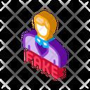 Fake Man Icon