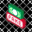Fake Money Icon