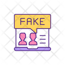 Fake Profile Fake Profile Icon