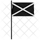 Flag Pirate Marine Icon