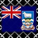 Falkland Islands Flag Flags Icon
