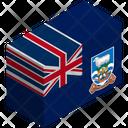 Flag Country Falkland Islands Icon