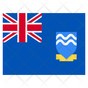 Falkland Islands Country National Icon