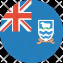 Falkland Islands Malvinas Icon