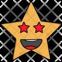 Emoji In Love Icon
