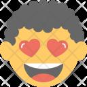 Love Happy Boy Icon
