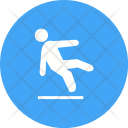 Falling Ice Icon