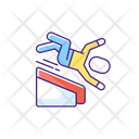 Falling From Height Icon