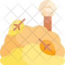 Falling Leaves Icon