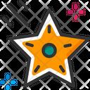 Falling Star Icon