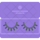 Eyelashes Eye Icon