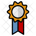 Fame Honor Badge Icon