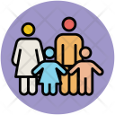 Family Familiar People Icon
