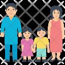 Family Parents Love Icon
