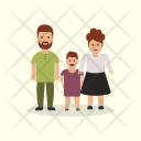 Family Single Child Icon