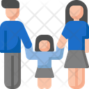 Family Insurance Protection Icon
