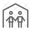 Family Couple Wife Icon