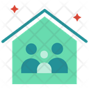Family Home House Icon
