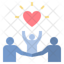 Family Love Happiness Icon
