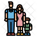 Family Fun Children Icon