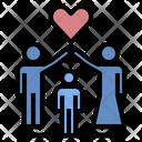 Family Love Happy Icon
