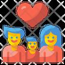 Family Love Parent Icon