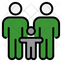 Family Protection Insurance Icon