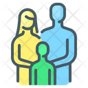 Family Parents Group Icon