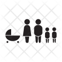 Boys Mother Baby Icon