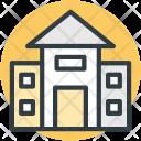 Family House Hut Icon