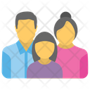 Family Family Members Family Group Icon