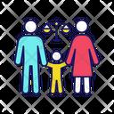 Family Court Icon