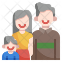 Family Day Family Love Love Icon