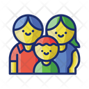 Family Events Family Parents Icon