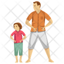 Exercise Physical Fitness Child Care Icon