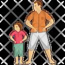 Family Exercise Icon