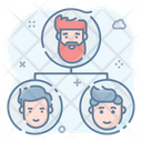 Family Tree Genealogy Family Structure Icon